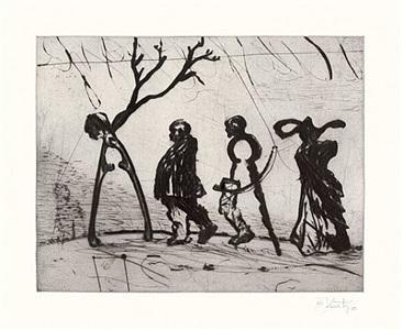 four instruments by william kentridge