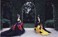 christian dior haute couture by patrick demarchelier