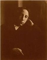 portrait of henry herschel hay cameron by julia margaret cameron