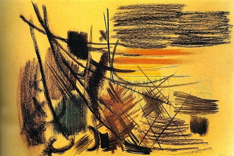 k7031 by hans hartung