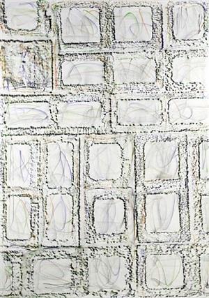 untitled (building blocks 2) by sam falls
