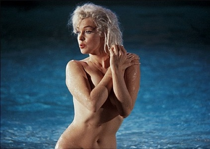 marilyn monroe, something's got to give, may 23, 1962 by lawrence schiller