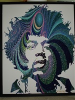hendrix by richard zarzi