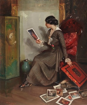 the red lacquer box by henry r. rittenberg