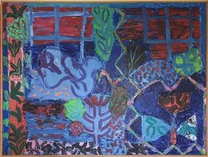 blue boudoir by tricia gillman