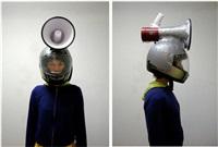 mega-helmet by monica rodriguez