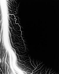 lightning fields 216 by hiroshi sugimoto