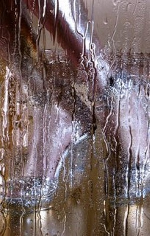 ice gold by marilyn minter