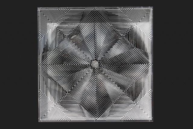 gitter-rotor by heinz mack