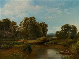 landscape by paul weber