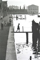 fondamente nuove, venise by willy ronis
