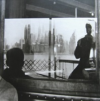 staten island ferry, new york by louis faurer