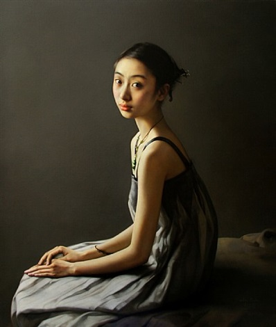 quiet moment by zhao kailin