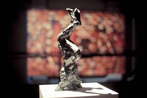 maquette for alien by david breuer-weil