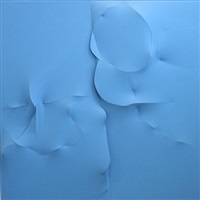 azzurro by agostino bonalumi