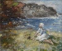 seagulls calling by robert gemmell hutchison