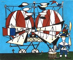 machine volante by claude venard
