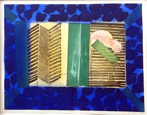 nick by howard hodgkin