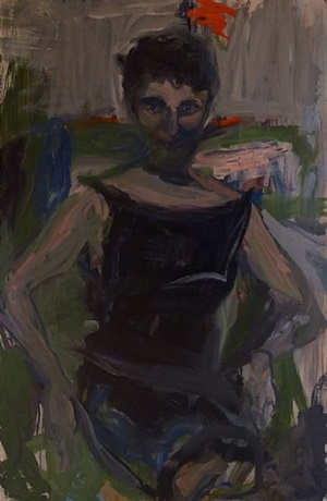 the woman who didn't show up by elaine de kooning