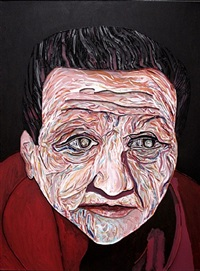 gertrude stein by lee waisler
