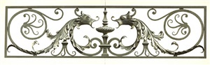 detail, vanderbilt gate by bernd h. dams and edward andrew zega