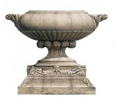 bethesda vase by bernd h. dams and edward andrew zega