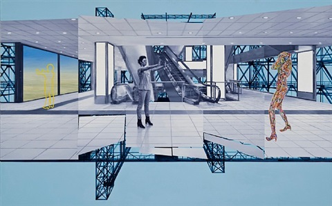 espace public no. 47 by rafael sottolichio