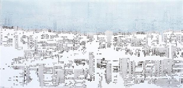 les urbanités (scène 2) by eveline boulva