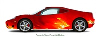 fires in the skies : ferrari 360 modena by jan w. faul