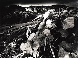 mt. daibosatsu (no. 2001) by daido moriyama
