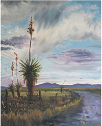 ruidoso road 2 by malinda beeman