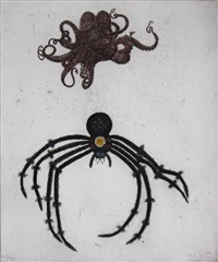 untitled (for david wojnarowicz) by kiki smith