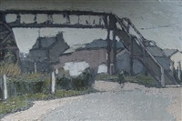 bridge, west hampstead by bryan senior