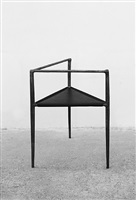 alchemy chair by rick owens
