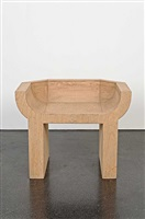 curial (natural plywood) by rick owens