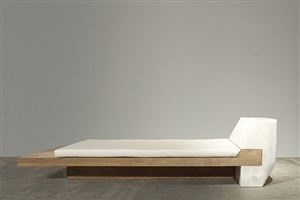 daybed (alabaster) by rick owens