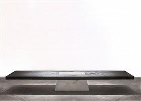 plug table (alabaster) by rick owens