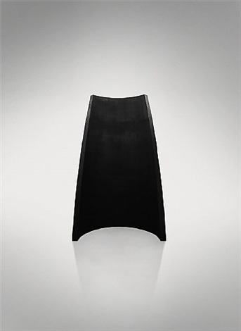 screen (black plywood) by rick owens