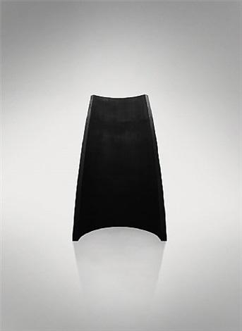 screen (black plywood) by rick owens