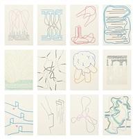 josé damasceno<br />estúdios paragráficos ii, 2013