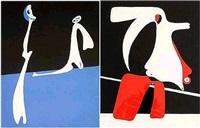 cahiers d'art 1-4 by joan miró