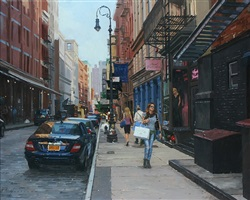 mercer street (sold) by vincent giarrano