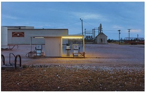 farmers co-op gin / anson, tx by rod penner