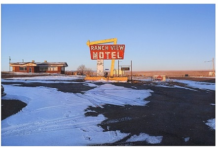 ranch view motel / vaughn, nm by rod penner