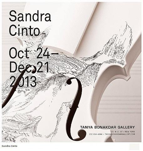 sandra cinto: piece of silence by sandra cinto