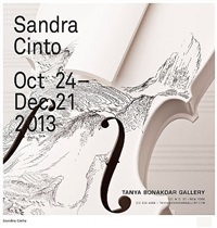 sandra cinto: piece of silence by sandra cinto