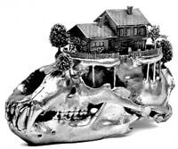 silver bear by frodo mikkelsen