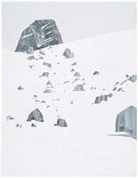 aufstieg i/xi, berg by alois lichtsteiner