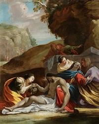 la déposition du christ by jacques de lestin