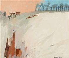 winter by herman maril